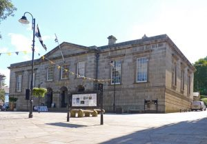 The Shire Hall Bodmin