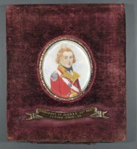 Officer of 46th Regiment of Foot cicra 1760-1790
