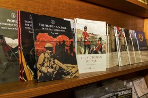 Selection of books on military history