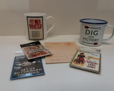 Nostalgic gifts at Cornwall's Regimental Museum
