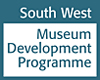 The logo for the South West Museum Development Program