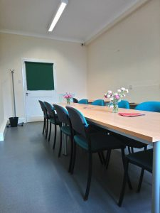 Small Meeting Room at Cornwall's Regimental Museum