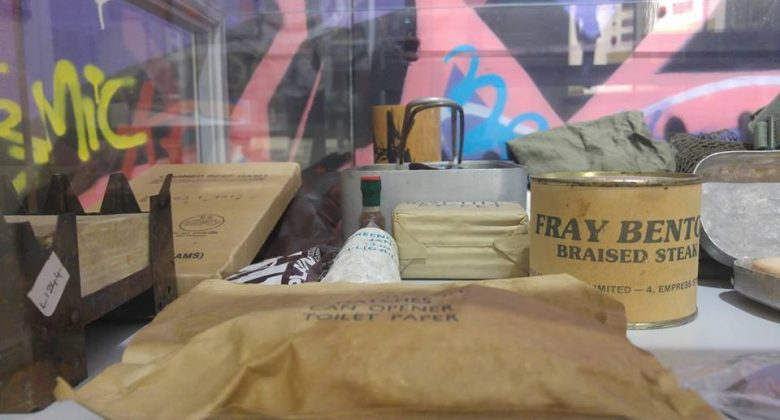 Object of the Month: June 2017. Jungle Survival Rations