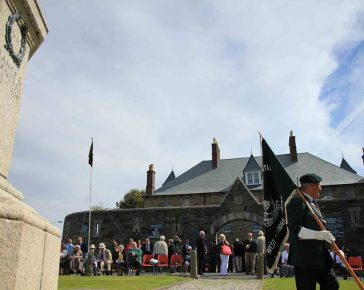 Reunion Day at The Keep: Association Reunion, at Cornwall's Regimental Museum