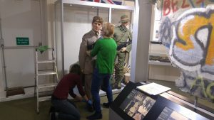 Light Infantry Collection at Cornwall's Regimental Museum