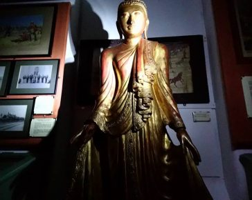 Museums at Night at Cornwall's Regimental Museum