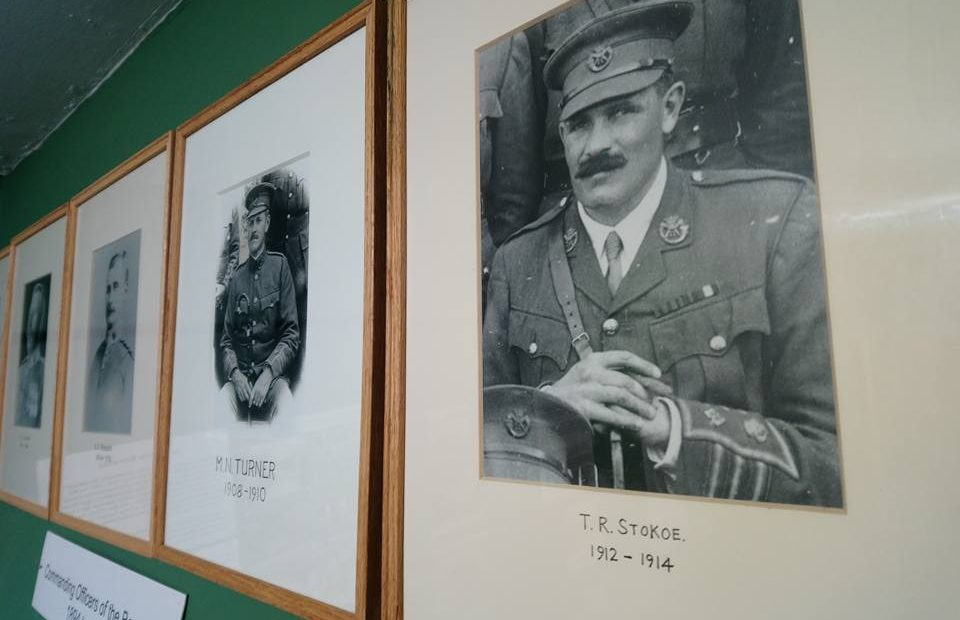 Major T R Stokoe - Cornwall's Regimental Museum