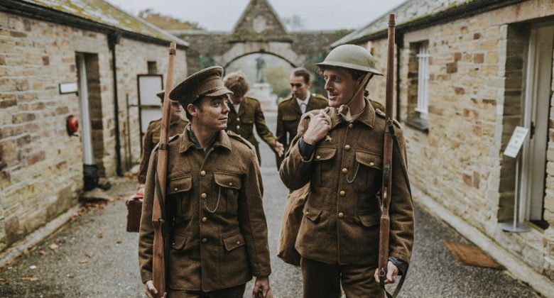 The Trench Bodmin is an unmissable event taking place at Cornwall's Regimental Museum, Bodmin Railway and the Lanhydrock Estate in June and July 2018