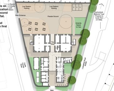 Le Page Architects - Cornwall's Regimental Museum at The Keep