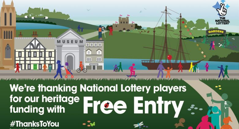 National Lottery HLF Free entry - Cornwall's Regimental Museum