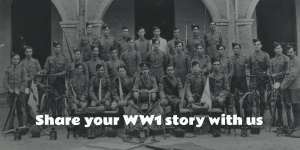 Share your WW1 story with Cornwall's Regimental Museum