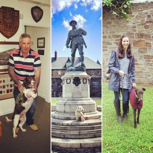 Cornwall's Regimental Museum is proud to be Dog Friendly