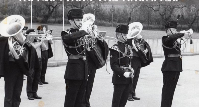 Notes from the archives. 2LI Bugle competition winners 1988.