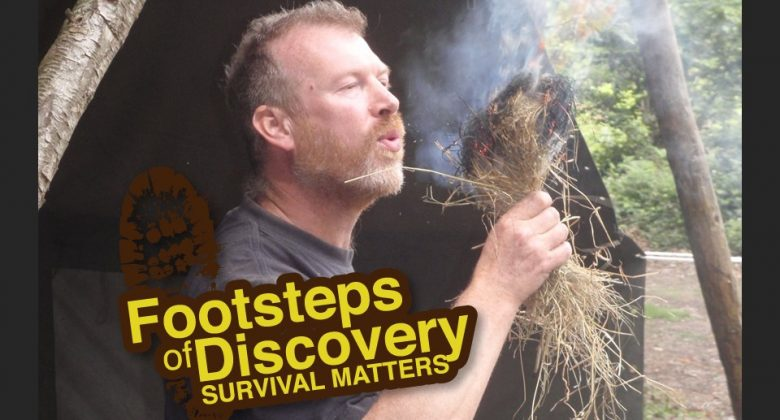 Footsteps of Discovery Survival & Bushcraft school at Cornwall's Regimental Museum