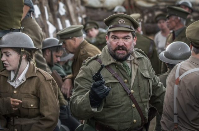 The Trench, Film Night, A Night to Remember, Bodmin Keep, WW1, Armistice, The Great War, First World War, Cornwall's Regimental Museum