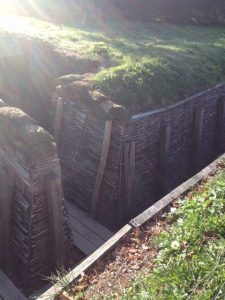 Trenches, Belguim, Ypres, WW1
