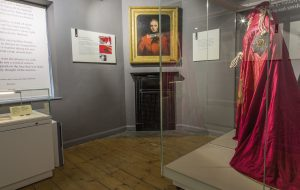 Sir-John-Moore-Room, Cornwall's Regimental Museum, Bodmin Keep, Sir John Moore, Light Infantry, DCLI, Battle of Corunna