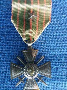 Croix de Geurre, The Light Infantry, The Rifles, Bodmin Keep, Army Medal