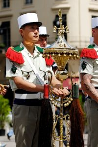 Jingling Jonnie, French Foreign Legion, Music in the Military