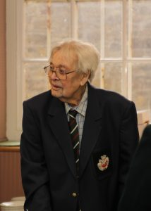 Patrick Linehan 100 years Birthday party at Bodmin Keep. WW2 Veteran, POW, DCLI,