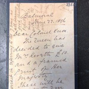 June22, 1896, Queen Victoria, Keveth, Mother and 7 sons, DCLI, Bodmin Keep, Archive