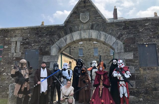 Star Wars Day at Bodmin Keep