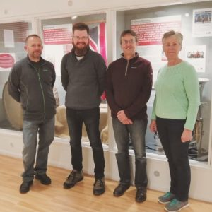 Citizen Curators, Bodmin Keep, Cornwall's - Regimental museum 2018 - 2019