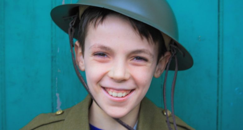 Storytelling workshop by Paddleboat Theatre at Cornwall's Regimental Museum
