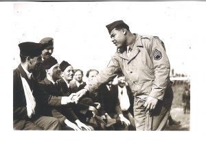 Joe Louis, Bodmin Barracks, WW2, D Day, American GI's, Bodmin, Cornwall