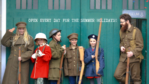 OPEN Every day in the school holidays!