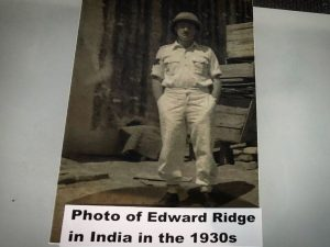 The Story of Colour Serjeant Edward Ridge, Colour Serjeant Edward Ridge, POW, Prisoner of War, WW2, DCLI, Duke of Cornwall's Light Infantry