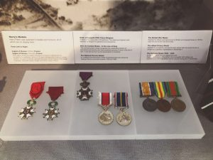 Harry Patch, The last Fighting Tommy DCLI, WW1, Bodmin Keep, Cornwall's Regimental Museum, WW2, , Medals
