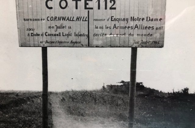 5th DCLI, Hill 112, Normandy, D Day, 10th July 1944, WW2, Battle of Hill 112