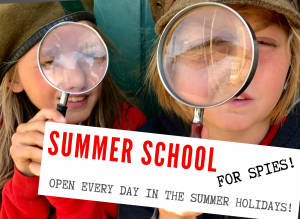 Summer School For Spies, Bodmin Keep, Cornwall's Regimental Museum, Summer Holidays, open every day, Cornwall, Summer 2019
