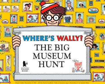 Wheres Wally Big Museum Hunt, October Half Term