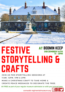 Christmas Storytelling and crafts