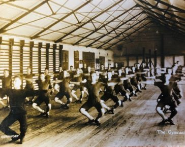 Bodmin Barracks Gymnasium, Bodmin keep