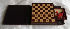 Chess Set from Patrick Linehan DCLI PoW in WWII
