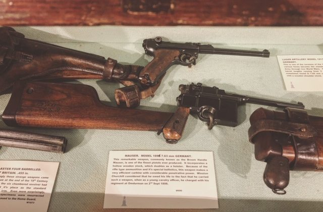 The Mauser C96