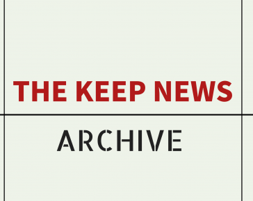 Keep News Archive Header