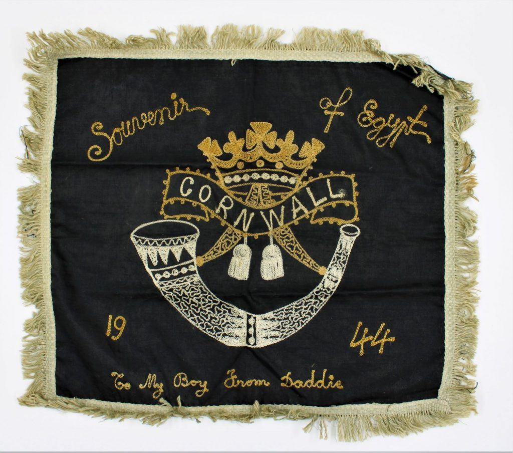 Soldier Embroidery
