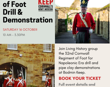 32nd Of Foot Drill and Demonstration Day